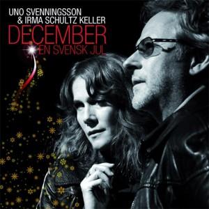 December - En svensk jul. Skiva/turné med Uno Svenningsson & Irma Schultz-Keller