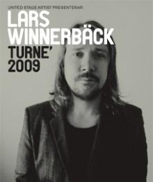 Lars Winnerbäcks sommarturné 2009
