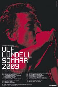Sommarturné med Ulf Lundell 2009