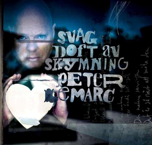 Omslaget på Peter LeMarcs nya album Svag doft av skymning