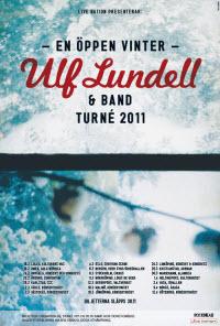 Vinterturnén 2011 med Ulf Lundell