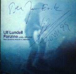 Autograf Fanzine Ulf Lundell