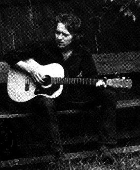 Ulf spelandes gitarr