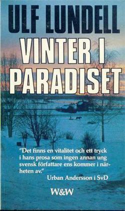 En av pocketupplagorna av Vinter i paradiset, upplaga 1983