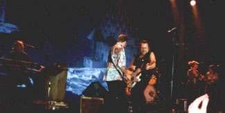 Ulf Lundell med band i Luleå 1997