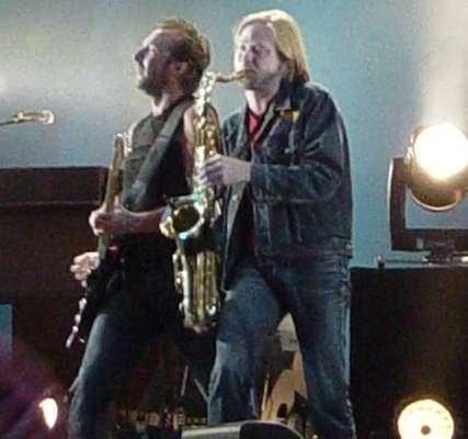 Janne Bark och Marcus Olsson