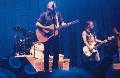 Ulf Lundell i Malmö 2000