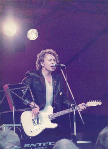 Ulf Lundell, Roskildefestivalen 1982