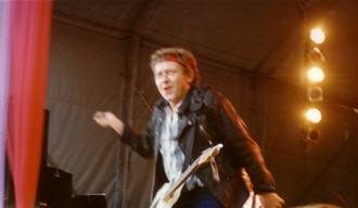Ulf Lundell, Varbergs fästning 17 juli 1985
