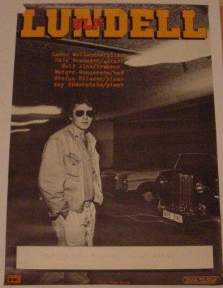 Turnéposter 1978