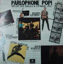Parlophone pop