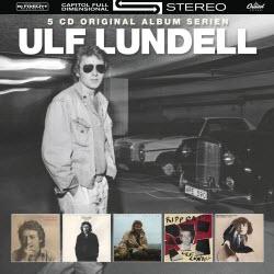 Skivomslaget till Original album serien Ulf Lundell (5CD)