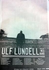 Ulf Lundells höstturné 2012 rullar vidare
