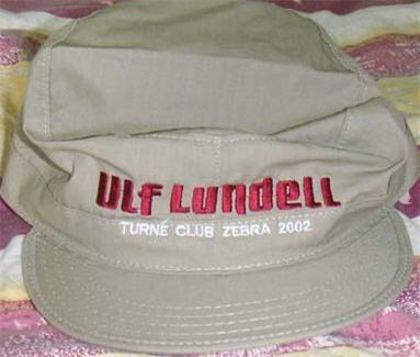 Keps från Ulf Lundells vinterturné 2002, Club Zebra