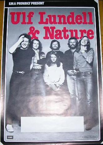 Turnéposter vintern 1976