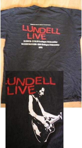 T-tröja vinterturnén 1999