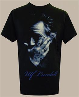 T-tröja sommaren 2006, svart Ulf Lundell