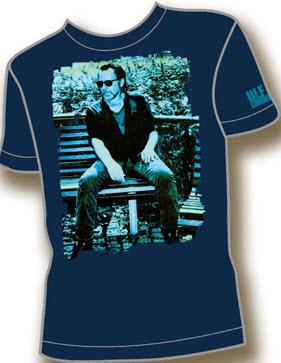 T-tröja hösten 2008, herr, blå